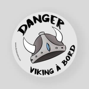Danger Viking à Bord
